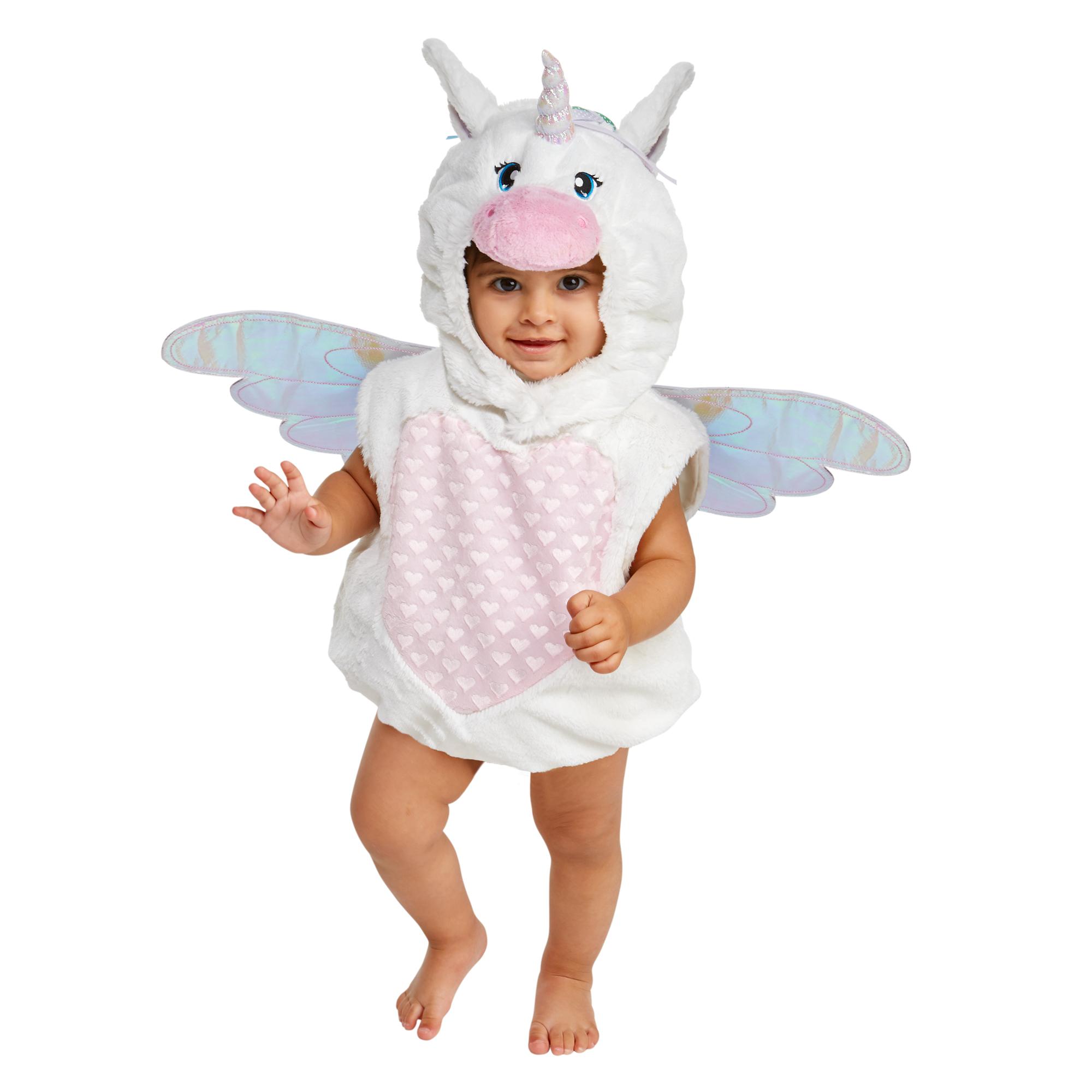 Infant Magical Unicorn Bubble 6-12M Halloween Dress Up $4.99