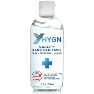 HYGN Gel Hand Sanitizer, 8 Oz $4.99