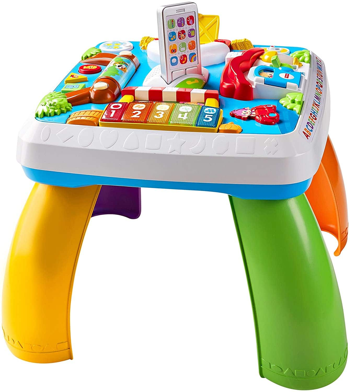 Fisher-Price Laugh & Learn Around The Town Learning Table $27.99