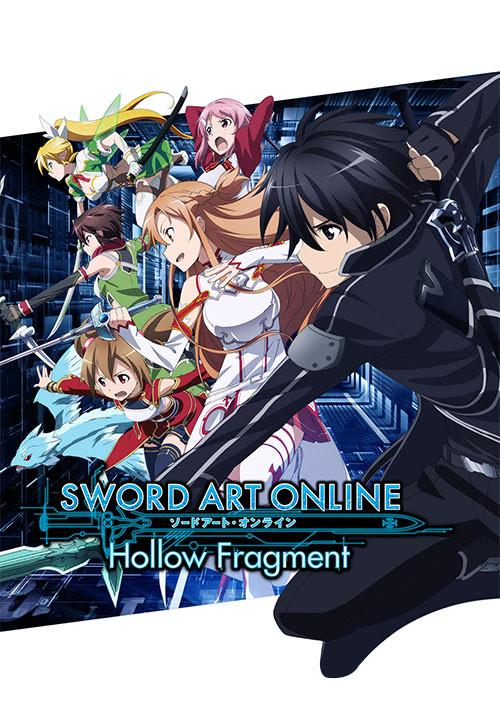 Sword Art Online Sale (PC Digital): Hollow Fragment $4.50, Lost Song $4.50, Hollow Realization Deluxe $6.75, Fatal Bullet $6.99 @ GamePlanet