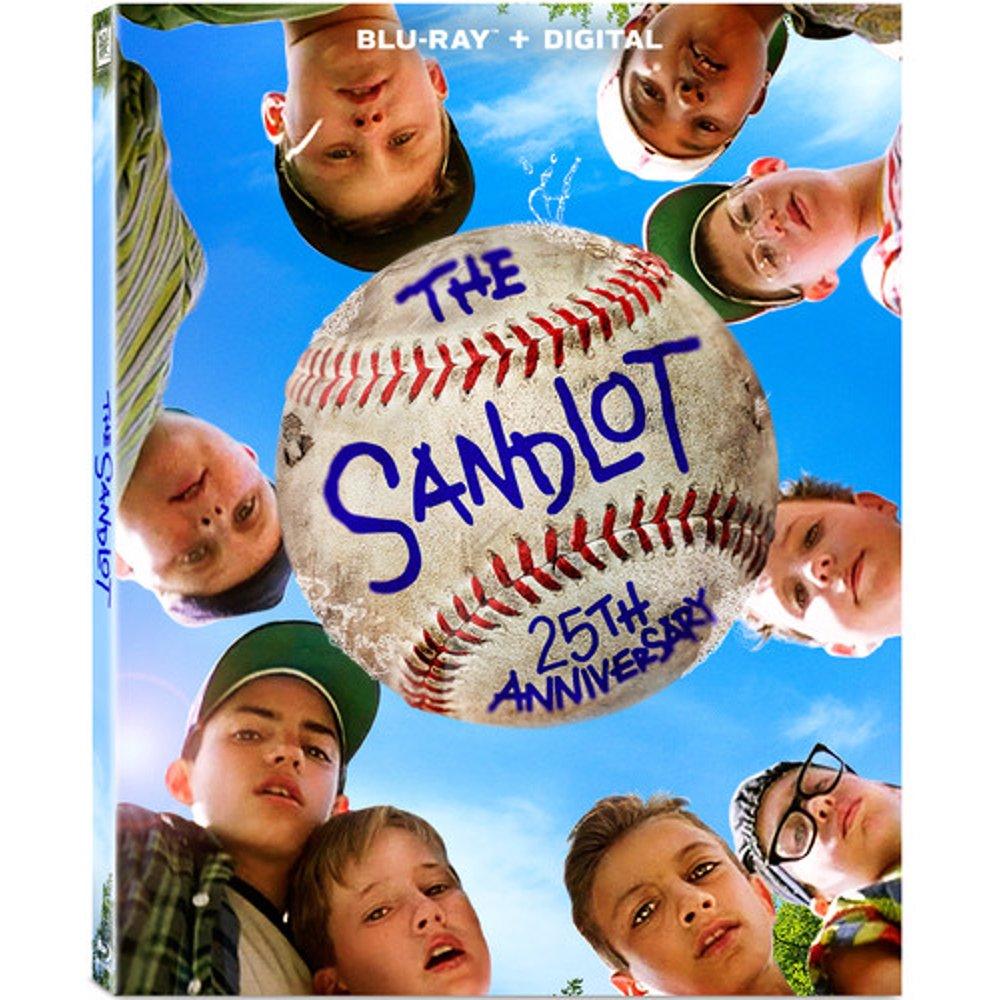 The Sandlot: 25th Anniversary Edition (Blu-ray + Digital HD) - $3.99 - Amazon & Walmart