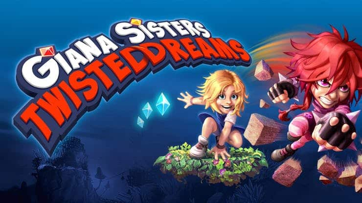 Giana Sisters: Twisted Dreams (PC Digital Download) $1 @ Fanatical