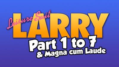 Leisure Suit Larry Retro Bundle (PC Digital Download) $1 @ Fanatical