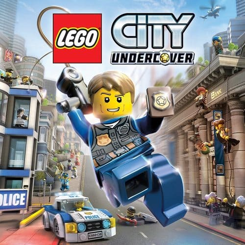 LEGO City Undercover (PC Digital Download) $2.96 @ Green Man Gaming
