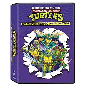 Teenage Mutant Ninja Turtles: The Complete Classic Series (23-Disc DVD Set) $24.96 @ Amazon / Walmart