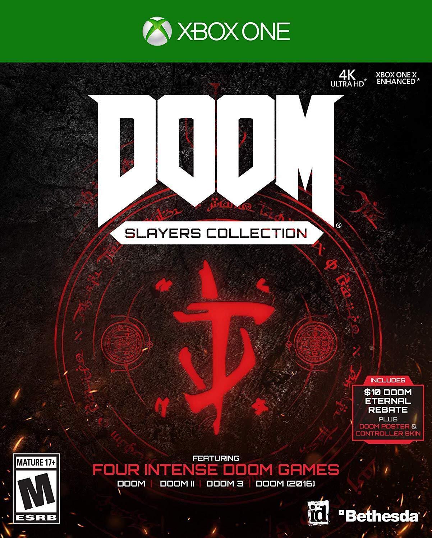 DOOM: Slayers Collection (Xbox One) $10.99 @ Amazon / Best Buy