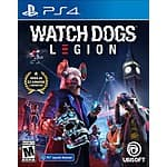 Watch Dogs: Legion (Pre-Owned) for PS4/PS5 $6 + Free Shipping