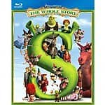 Shrek: The Whole Story (Blu-ray) $20 + Free Store Pickup @ Best Buy