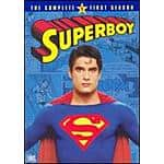 20% off Select New DVD's: Superboy: The Complete First Season $2.89 & More @ GoHastings