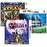 Best Buy Game Sale: Select Nintendo 3DS Games:  B1G1 50% Off + Free Shipping