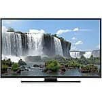 "50"" Samsung UN50J6200AF 1080p LED Smart HDTV + $200 Dell Gift Card $697.99 + Free Shipping @ Dell"