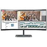 "34"" LG 34UC87C 3440x1440 QHD Curved IPS Monitor  $720 + Free Shipping"