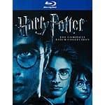 Harry Potter: The Complete 8-Film Collection (Blu-ray) $32.40 AC + Free Shipping @ Blinq