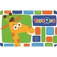 eBay Deal: $50 Toys R Us, Jiffy Lube, or Cabela's Gift Card