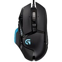 Logitech Deal: Logitech Coupon: G502 Proteus Core Wired USB Tuneable Gaming Mouse