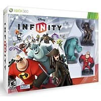 Amazon Deal: Disney Infinity Starter Pack (Xbox 360 or PS3) - $19.99 + Free Shipping w/ Prime @ Amazon