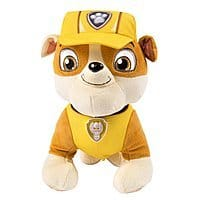 Target Deal: Paw Patrol Deluxe Lights & Sounds Real Talking Rubble Plush