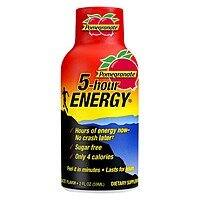 Target Deal: 18-Count 5-Hour Energy Pomegranate Energy Shot (1.93-oz each)