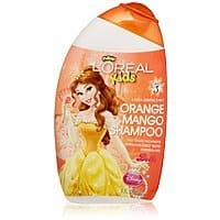 Amazon Deal: 9-oz L'Oreal Kids Disney Princess Extra Gentle 2-in-1 Orange Mango Shampoo
