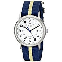 Amazon Deal: Timex Unisex Weekender Watch (various colors)