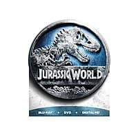 Amazon Deal: Jurassic World (Limited Edition Blu-ray + DVD + Digital HD) Pre-Order