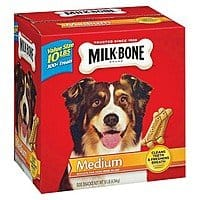 Target Deal: 10-lb Milk-Bone Original Dog Biscuit Treats (Medium or Large)