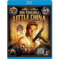 Amazon Deal: Blu-ray Sale: Big Trouble in Little China, Dodgeball, Old School