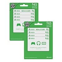 $100 in Microsoft Xbox Gift Cards