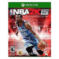 50% Off Select Video Games + NBA 2K15 (Xbox One)