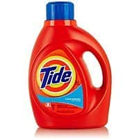 3-Count 100oz Tide Liquid Laundry Detergent + $10 Target Gift Card