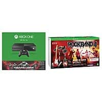 500GB Xbox One Gears of War Console + Rock Band 4 Band-In-A-Box Bundle