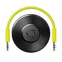Google Chromecast Audio Streaming Device