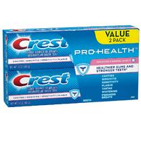 6-Ct Crest Pro-Health Sensitive & Enamel Shield Toothpaste + $10 Target GC $16.50 + Free Store Pickup