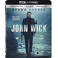 John Wick (4K UHD + Blu-ray + Digital HD) Pre-Order