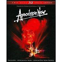 Blu-rays: Apocalypse Now: Special Edition, Pride & Prejudice: Keepsake Edition