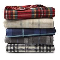 Shop Your Way: 100% Back in Points: Cannon Fleece Throw + $4 SYW Points