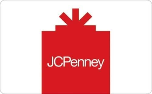 $50 JCPenney eGift Card (Digital Delivery)  $40 & More