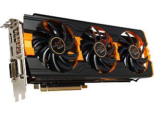 Sapphire Radeon R9 290X 4GB Tri-X OC Video Card + Dirt Rally (Digital Download)  $260 After Rebate + Free S&H