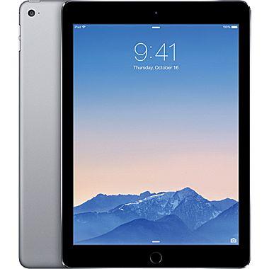 "Apple iPad Air 2 9.7"" WiFi Tablet: 128GB  $550 + Free Store Pickup"