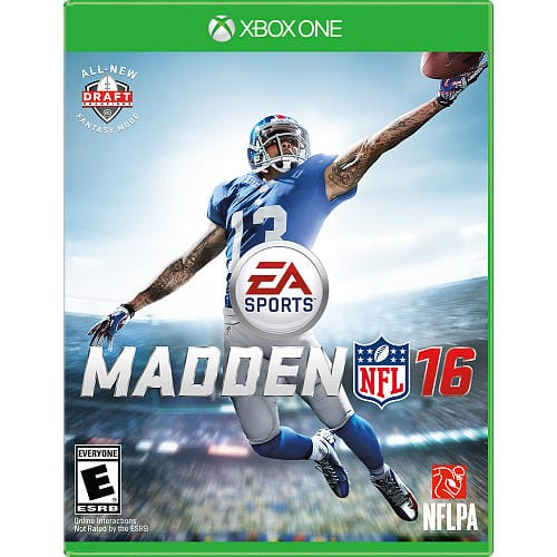 2x 2016 EA Sports Games: Madden 16, NBA Live 16, Fifa 16 & More  $70 + Free Shipping