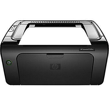 HP LaserJet Pro P1109w Wireless Monochrome Printer  $50 + Free Shipping