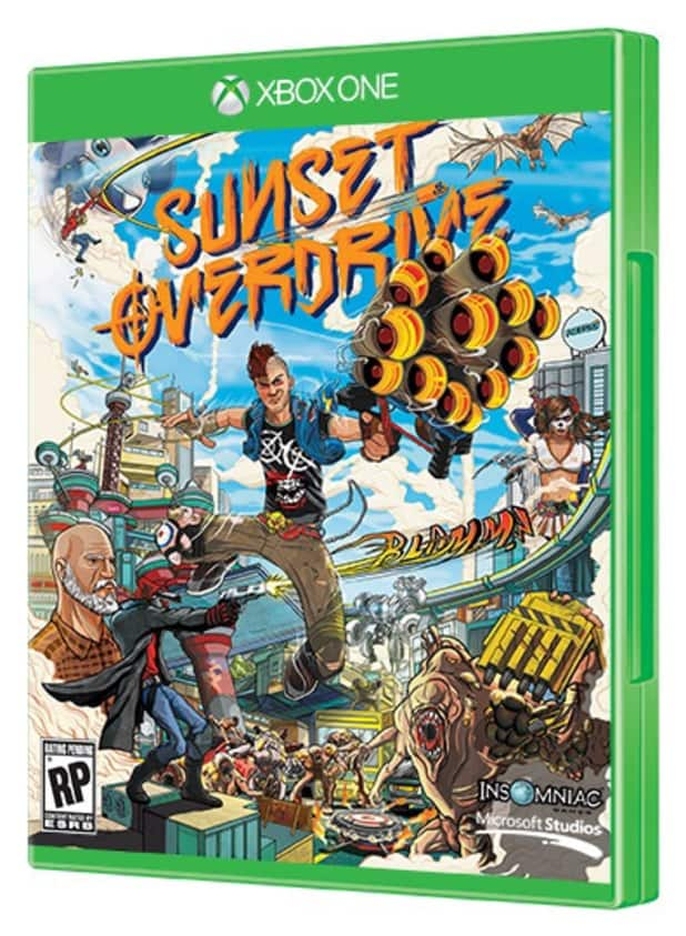 Sunset Overdrive (Xbox One)  $20 + Free Shipping