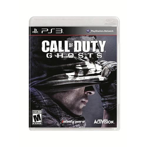 Call of Duty: Ghosts (PS3)  $3 + Free Store Pickup