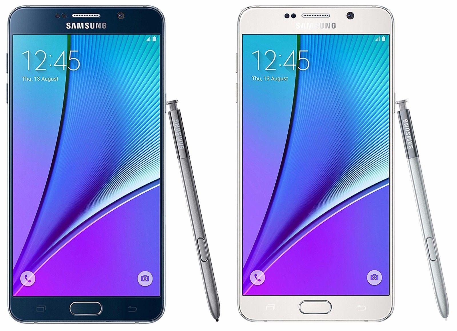 32GB Samsung Galaxy Note 5 Unlocked LTE Smartphone (Int'l Model)  $550 + Free Shipping