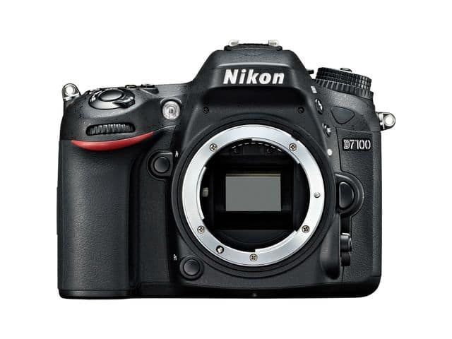 Nikon D7100 24.1MP DSLR Camera (Refurbished - Body only)  $494 + Free Shipping