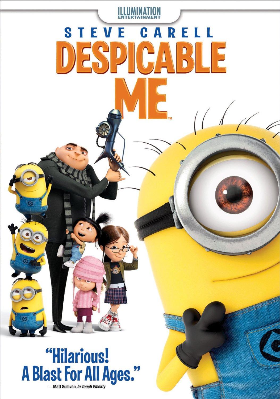 Despicable Me (DVD)  $3