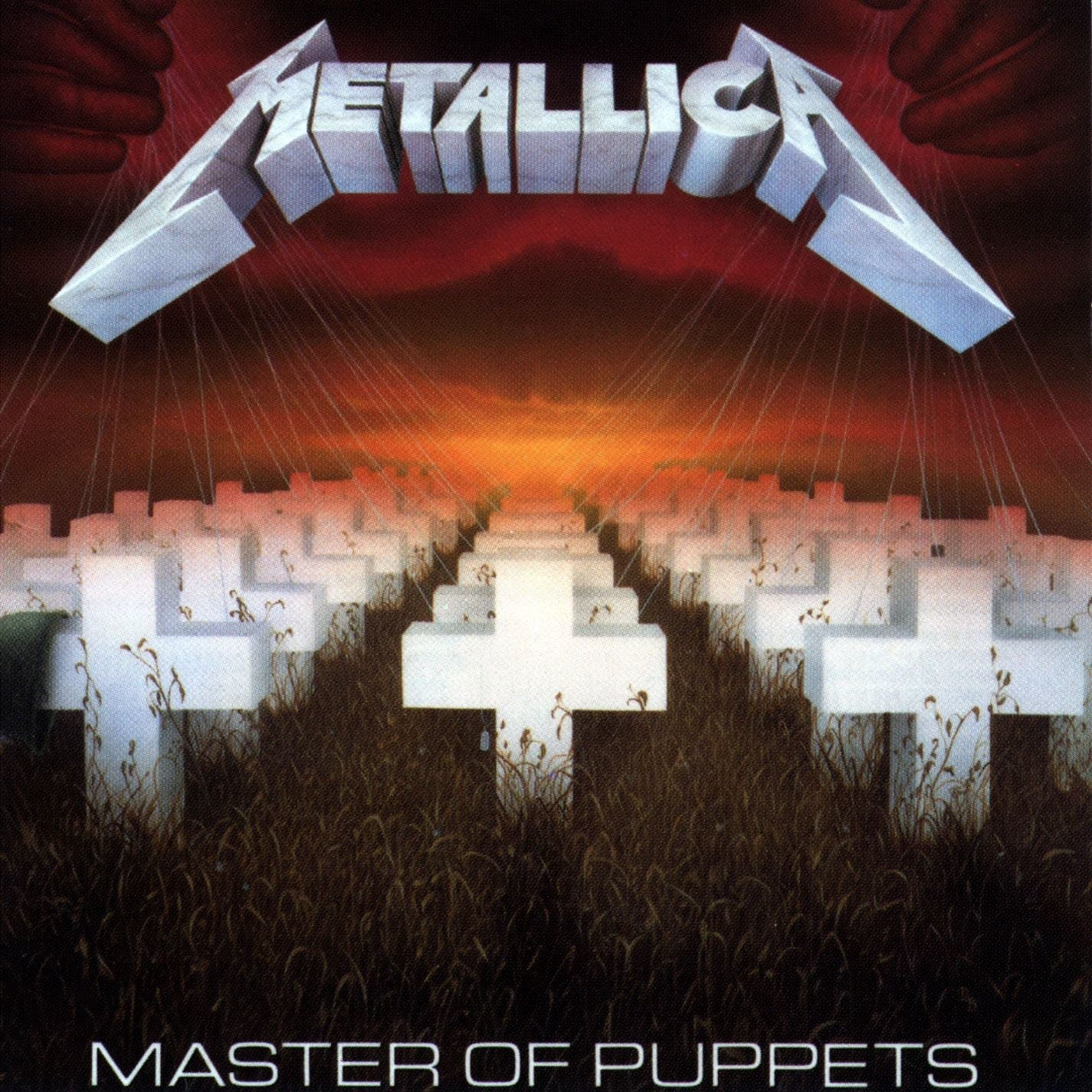 Metallica CD's (Black Album, Master of Puppets, Load, ...And Justice for All, Reload, Ride The Lightning, Beyond Magnetic) $3.99 each at Best Buy