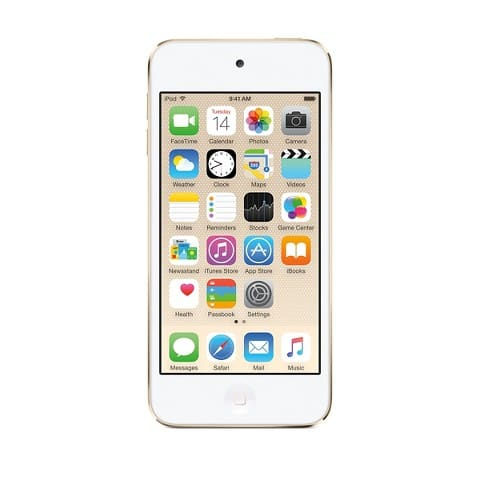 Apple iPod Touch (6th Generation): 32GB $179.30, 16GB  $143.30 + Free Shipping