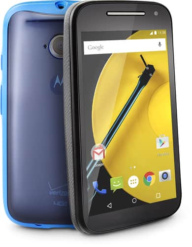 "Motorola Moto E 4G 4.5"" Verizon Prepaid No-Contract Smartphone  $10 + Free Shipping"