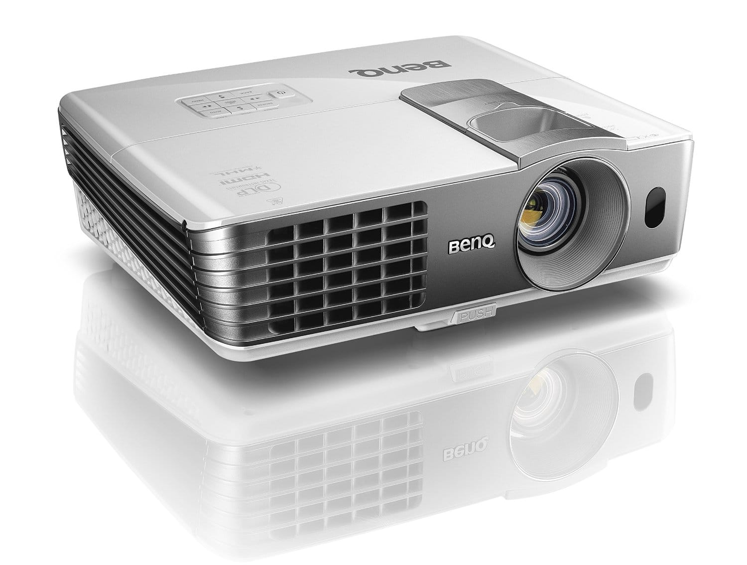 BenQ HT1075 1080p 3D-Ready Home Theater Projector  $670 + Free Shipping